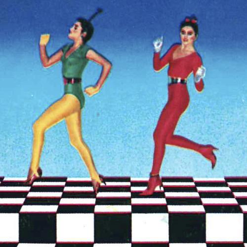 Fiorucci Stickers, 1984 Panini, Modena Album per la raccolta di 200 figurine Courtesy Comune di Modena, Museo della Figurina – FONDAZIONE MODENA ARTI VISIVE