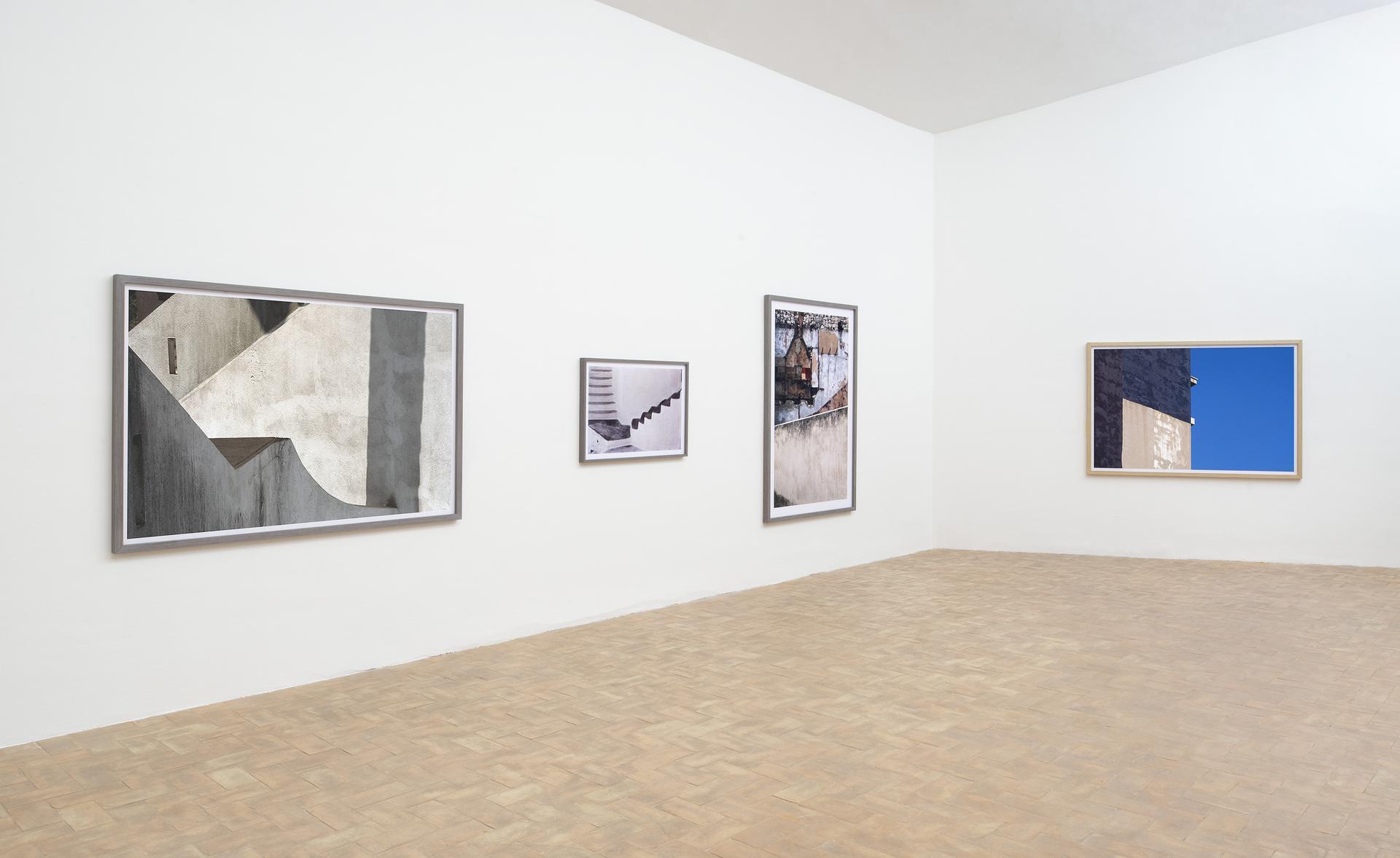 Veduta della personale Franco Fontana. Sintesi FONDAZIONE MODENA ARTI VISIVE, Palazzina dei Giardini, Modena (23 marzo – 25 agosto 2019) Foto: ©Rolando Paolo Guerzoni, 2019.