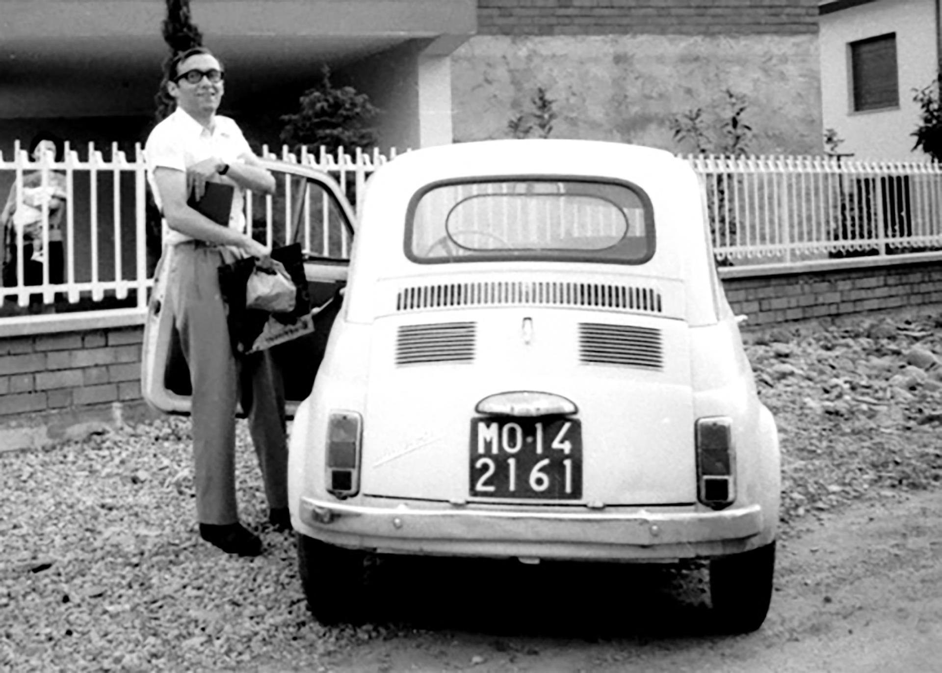 Franco Guerzoni, Luigi Ghirri, 1970